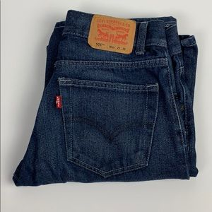 "Red Tab Levi's 505 Boys 18Reg 29""x29"""